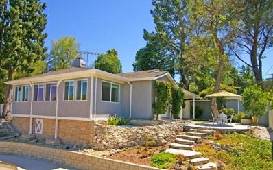 5142 Cerrillos Drive, Woodland Hills, CA 91364 - MLS#: 218008044