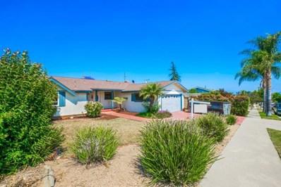 92 Gorrion Avenue, Ventura, CA 93004 - MLS#: 218008111