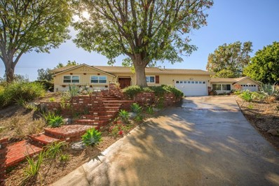 327 Encino Vista Drive, Thousand Oaks, CA 91362 - MLS#: 218008305