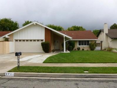 3721 Northcrest Court, Simi Valley, CA 93063 - MLS#: 218008308