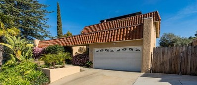 1574 Calle Artigas, Thousand Oaks, CA 91360 - MLS#: 218008337