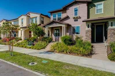 408 Pear Avenue UNIT 101, Ventura, CA 93004 - MLS#: 218008394
