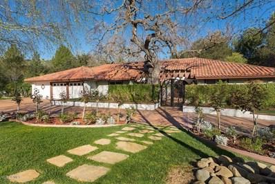 4090 Cresthaven Drive, Westlake Village, CA 91362 - MLS#: 218008474