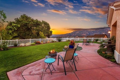 803 Vista Grande Drive, Santa Paula, CA 93060 - MLS#: 218008570