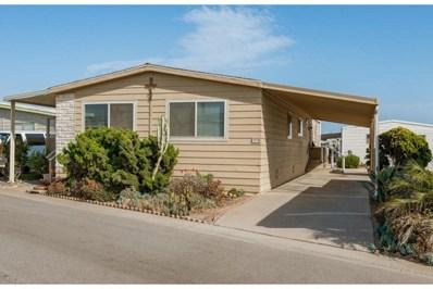 5540 5th Street UNIT 86, Oxnard, CA 93035 - MLS#: 218008586