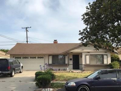 910 Camellia Street, Oxnard, CA 93036 - MLS#: 218008621
