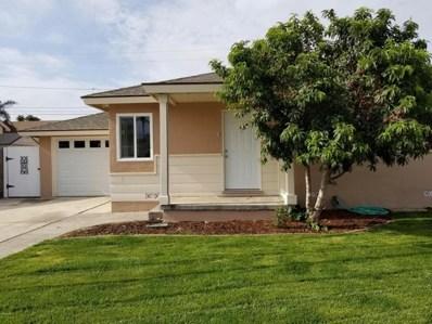 344 Juniper Street, Oxnard, CA 93033 - MLS#: 218008637