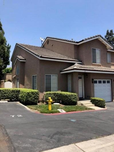 7301 Belpine Place UNIT 1, Rancho Cucamonga, CA 91730 - MLS#: 218008654