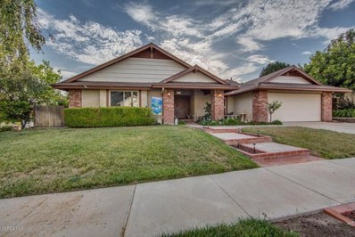 4475 Bella Vista Drive, Moorpark, CA 93021 - MLS#: 218008659