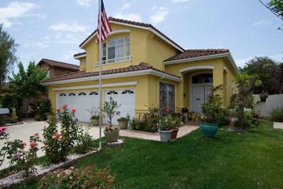 454 Avenida Gaviota, Camarillo, CA 93012 - MLS#: 218008672