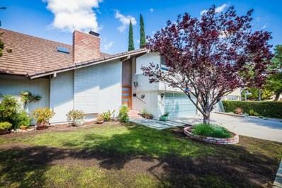 1076 Triunfo Canyon Road, Westlake Village, CA 91361 - MLS#: 218008676