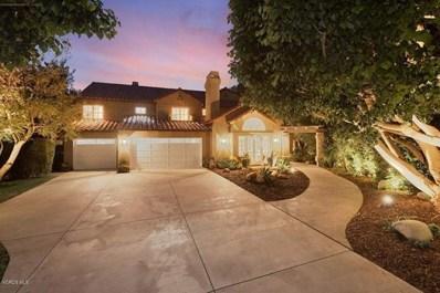 1699 Twilight Ridge Court, Westlake Village, CA 91362 - MLS#: 218008793