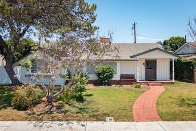 433 Eastwood Drive, Oxnard, CA 93030 - MLS#: 218008796