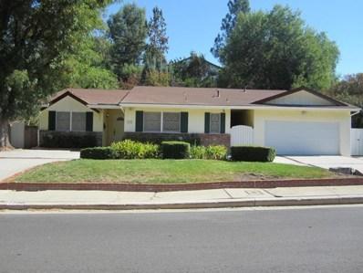 22285 Avenue San Luis, Woodland Hills, CA 91364 - MLS#: 218008812