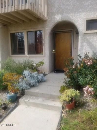 192 Helecho Court, Thousand Oaks, CA 91362 - MLS#: 218008864