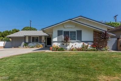 5319 Lehigh Street, Ventura, CA 93003 - MLS#: 218008901