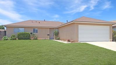 2211 Beaufort Drive, Oxnard, CA 93033 - MLS#: 218008904