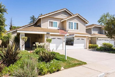 4440 Vistameadow Court, Moorpark, CA 93021 - MLS#: 218008942