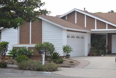 2470 Oarfish Lane, Oxnard, CA 93035 - MLS#: 218009001