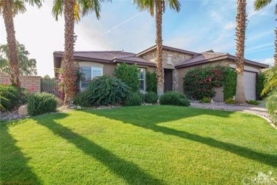 42911 Del Lago Court, Indio, CA 92203 - MLS#: 218009006DA