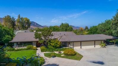 11808 Pradera Road, Santa Rosa, CA 93012 - MLS#: 218009050