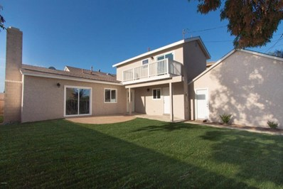 1112 Hill Street, Oxnard, CA 93033 - MLS#: 218009088