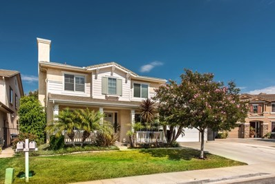 1016 King Palm Drive, Simi Valley, CA 93065 - MLS#: 218009094