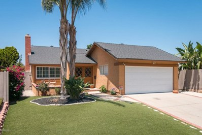 4373 Robinwood Lane, Moorpark, CA 93021 - MLS#: 218009148