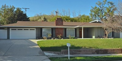 1119 Hendrix Avenue, Thousand Oaks, CA 91360 - MLS#: 218009163