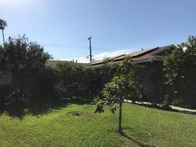 2541 El Dorado Avenue, Oxnard, CA 93033 - MLS#: 218009184