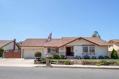 1642 Rambling Road, Simi Valley, CA 93065 - MLS#: 218009204
