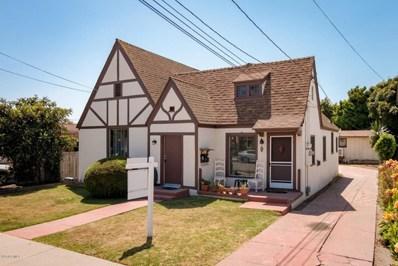 203 Santa Cruz Street, Ventura, CA 93001 - MLS#: 218009235
