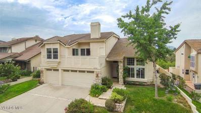 3319 Monte Carlo Drive, Thousand Oaks, CA 91362 - MLS#: 218009243