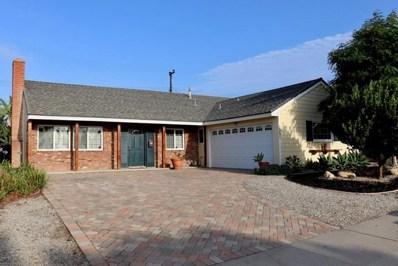 1351 Swansea Avenue, Ventura, CA 93004 - MLS#: 218009245