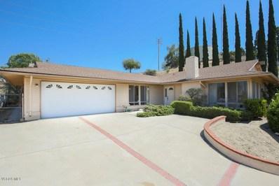 2431 Sapra Street, Thousand Oaks, CA 91362 - MLS#: 218009261