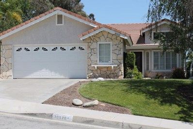 30520 Yucca Place, Castaic, CA 91384 - MLS#: 218009267