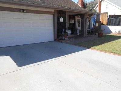 843 Valley, Fillmore, CA 93015 - MLS#: 218009279