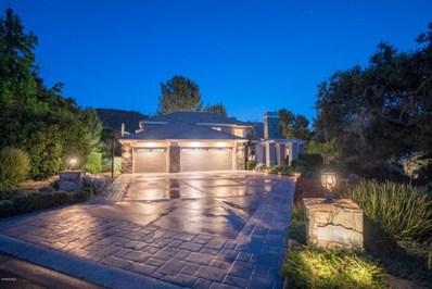 5462 Edgecliff Circle, Westlake Village, CA 91362 - MLS#: 218009301