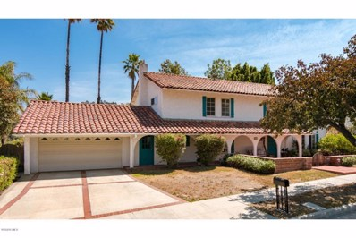 954 Emerson Street, Thousand Oaks, CA 91362 - MLS#: 218009319