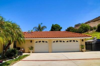 4103 Hillcrest Drive, Westlake Village, CA 91362 - MLS#: 218009340