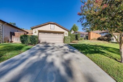 6653 Julliard Avenue, Moorpark, CA 93021 - MLS#: 218009433