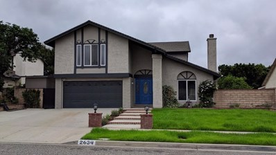 2634 Trenley Court, Simi Valley, CA 93063 - MLS#: 218009439