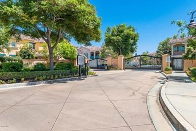 2916 Esperanza Way UNIT D, Simi Valley, CA 93063 - MLS#: 218009494