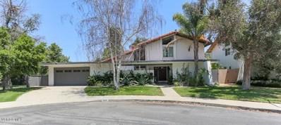 1630 Trafalgar Place, Westlake Village, CA 91361 - MLS#: 218009510