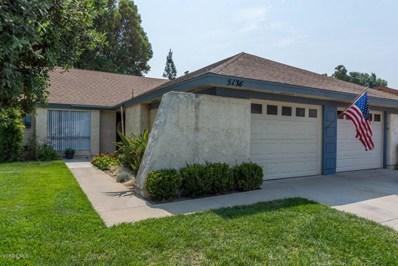 5136 Village 5, Camarillo, CA 93012 - MLS#: 218009515