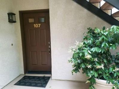 24123 Del Monte Drive UNIT 107, Valencia, CA 91355 - MLS#: 218009517