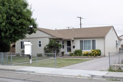 513 Nectarine Street, Oxnard, CA 93033 - MLS#: 218009530