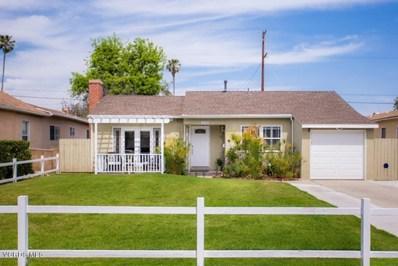 5240 Noble Avenue, Sherman Oaks, CA 91411 - MLS#: 218009549