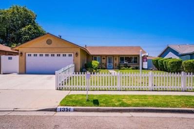 1351 Cherry Avenue, Simi Valley, CA 93065 - MLS#: 218009678