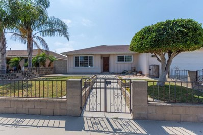 4411 Concord Way, Oxnard, CA 93033 - MLS#: 218009705